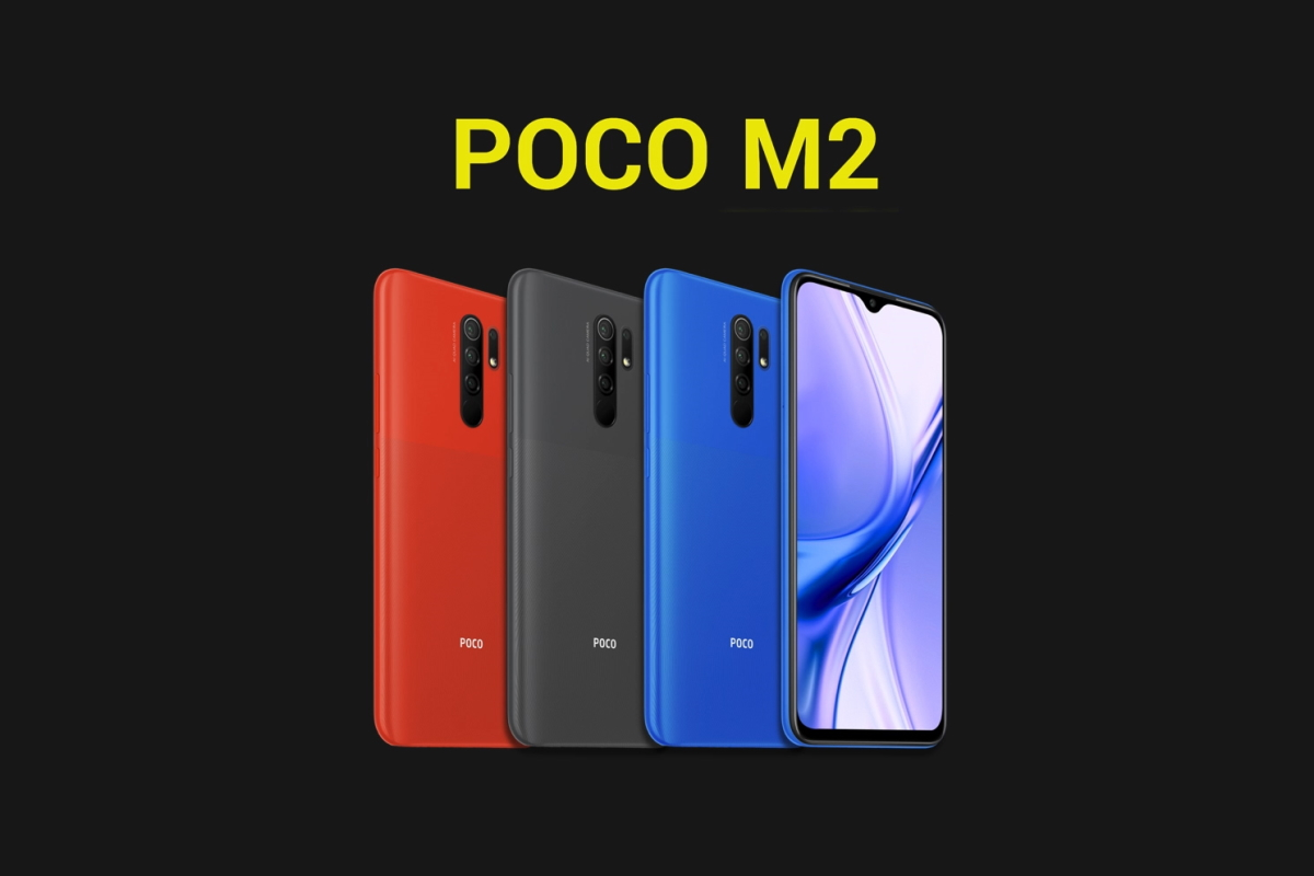 POCO M2 with MediaTek Helio G80, 5000mAh battery launched in India for  ₹10,999 (~$149)  - POCO M2 Feature Image