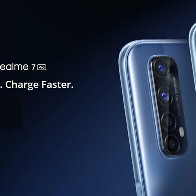 Realme 7 and Realme 7 Pro with up to 65W SuperDart Charge launched in India