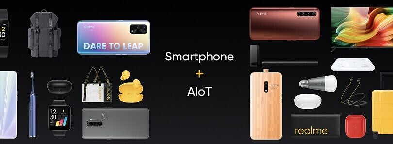 Realme is bringing 10 new smartphones, a smartwatch, a smart TV, 2 earbuds, and a bunch of IoT devices to Europe
