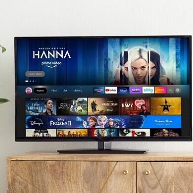 Amazon rolls out new Fire TV UI to smart TVs and soundbars