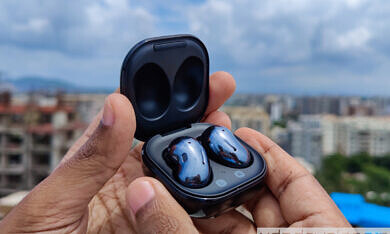 Samsung Galaxy Buds Live Review: Tasty design with room for improvement