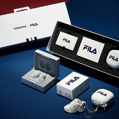 Samsung Galaxy Buds Live gets a limited-edition Fila Accessory Package