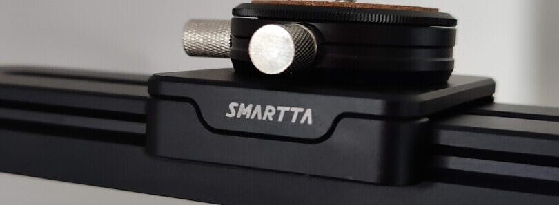 Smartta SliderMini 2 Review – A camera slider with a smart element