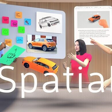 Spatial launches its VR meetings app on Facebook's Oculus Quest store