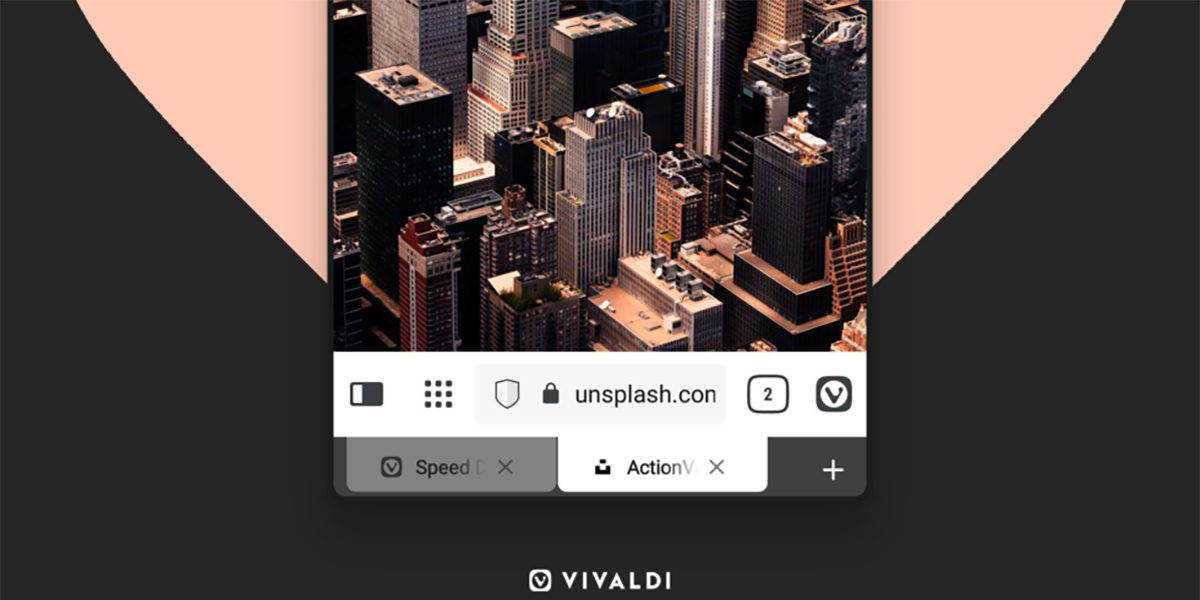 Vivaldi Browser on Android gets configurable address and tab bars, full-page blocking