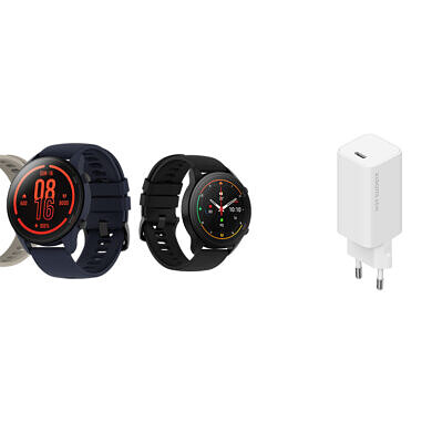 Xiaomi launches the Mi Watch smartwatch and the Mi 65W Fast Charger with GaN globally