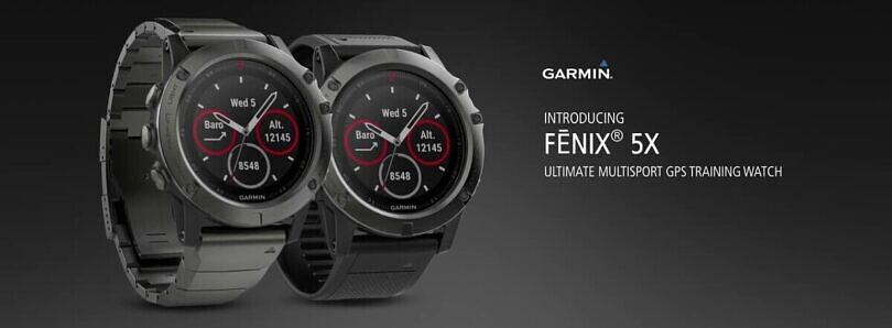 Today's Top Tech Deals: Garmin Fenix 5X for $410, Moto Z4 for $100 Off, and More!