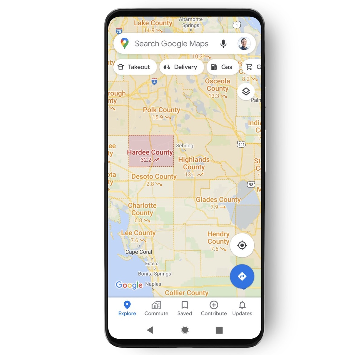 Google Maps now has COVID layer for safer navigation