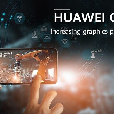 Increasing Graphics Performance while Reducing Complexity with HUAWEI CG Kit