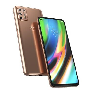 Motorola launches the Moto G9 Plus with a 6.8″ display, 64MP quad cameras, and 5000mAh battery