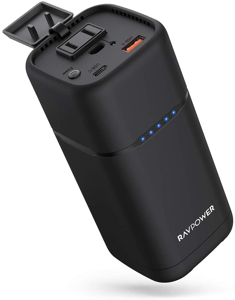 RAVPower 80W AC Portable Charger