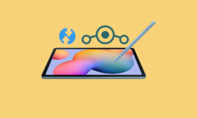 Unofficial TWRP and LineageOS 17.1 are now available for the Samsung Galaxy Tab S6 Lite