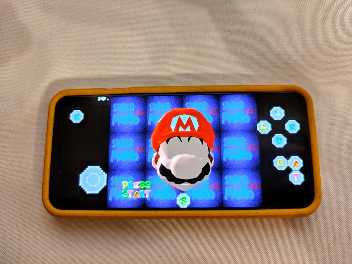 Super Mario 64 can be natively run on Android without a Nintendo 64 emulator - XDA Developers