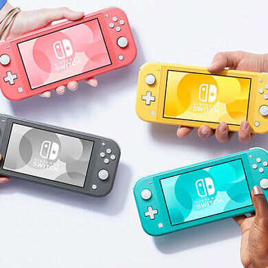 Today's Top Tech Deals: Switch Lite at Amazon, $900 Super Ultra-Wide Monitor, and More!