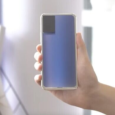 Vivo shows off a color changing smartphone prototype using electrochromic glass