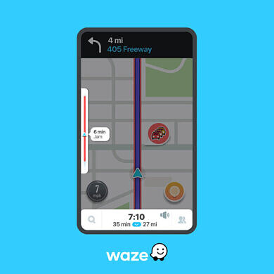 Waze is getting lane guidance, trip suggestions, and traffic notifications