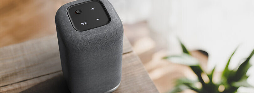 Acer Halo is a Google Assistant-powered smart speaker with DTS audio