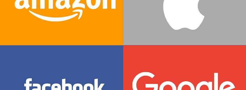 US Antitrust Subcommittee concludes that Amazon, Apple, Facebook, and Google abuse their monopolies and dominance