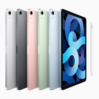 Pick from a variety of Apple iPad Air colors, currently on sale for their lowest price yet!