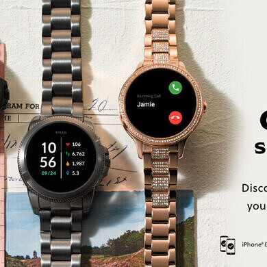 Fossil Gen 5E are new Wear OS smartwatches with Qualcomm's Snapdragon Wear 3100