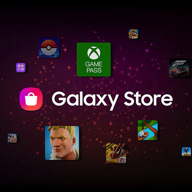 Samsung Galaxy Store gets a big redesign with an emphasis on games