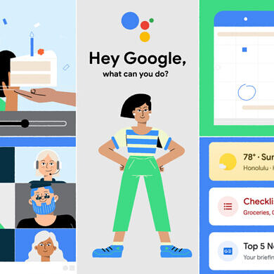 Google Assistant now supports shortcuts for third-party apps and new features on Smart Displays