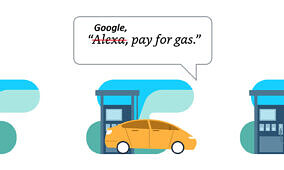 Google Assistant prepares to let you pay for gas from your phone