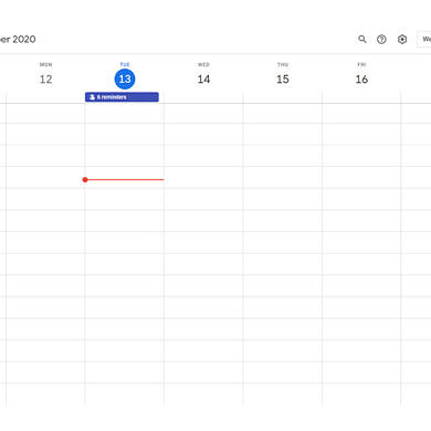 Google Calendar on the web adds a Google Maps panel for quick access