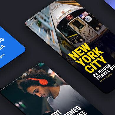 Google Discover is getting a dedicated section for immersive Web Stories