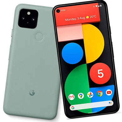 Win a Pixel 5! [Open to all Countries]
