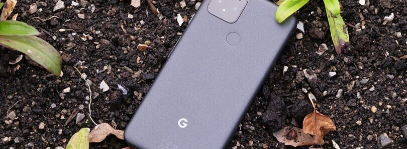Google Pixel 5 Review – A flagship chip isn't needed for a flagship phone