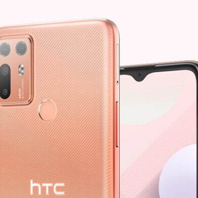 HTC Desire 20+ with Snapdragon 720G and 3.5mm headphone jack launched in Taiwan