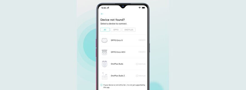 HeyMelody app by OnePlus provides OTA updates for OnePlus and OPPO earbuds on other Android devices