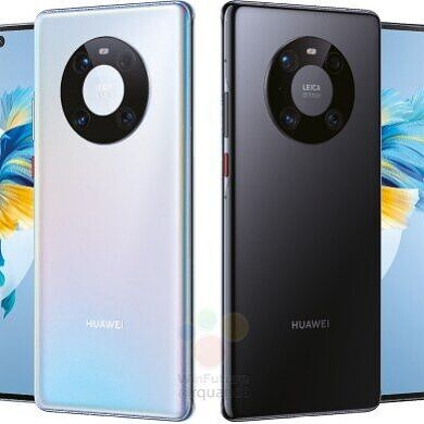 Huawei Mate 40 Pro leak reveals 5nm Kirin 9000 SoC, circular camera bump, and curved display