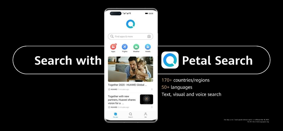 Huawei launches Petal Maps and transforms Petal Search into a Google Lens alternative