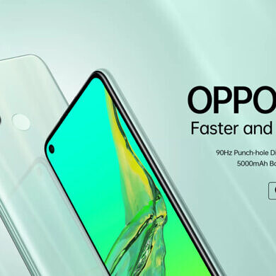 OPPO A33 with 90Hz HD+ display, Snapdragon 460 launched in India for ₹11,990 (~$163)