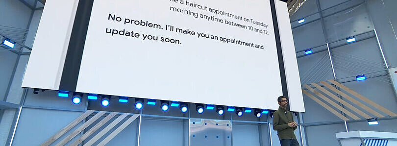 Google Duplex is letting some users book haircut appointments in the U.S.