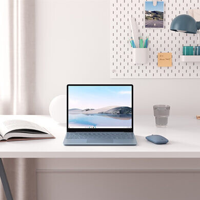 The Microsoft Surface Laptop Go costs $549 and features Intel's 10th-gen i5 processor