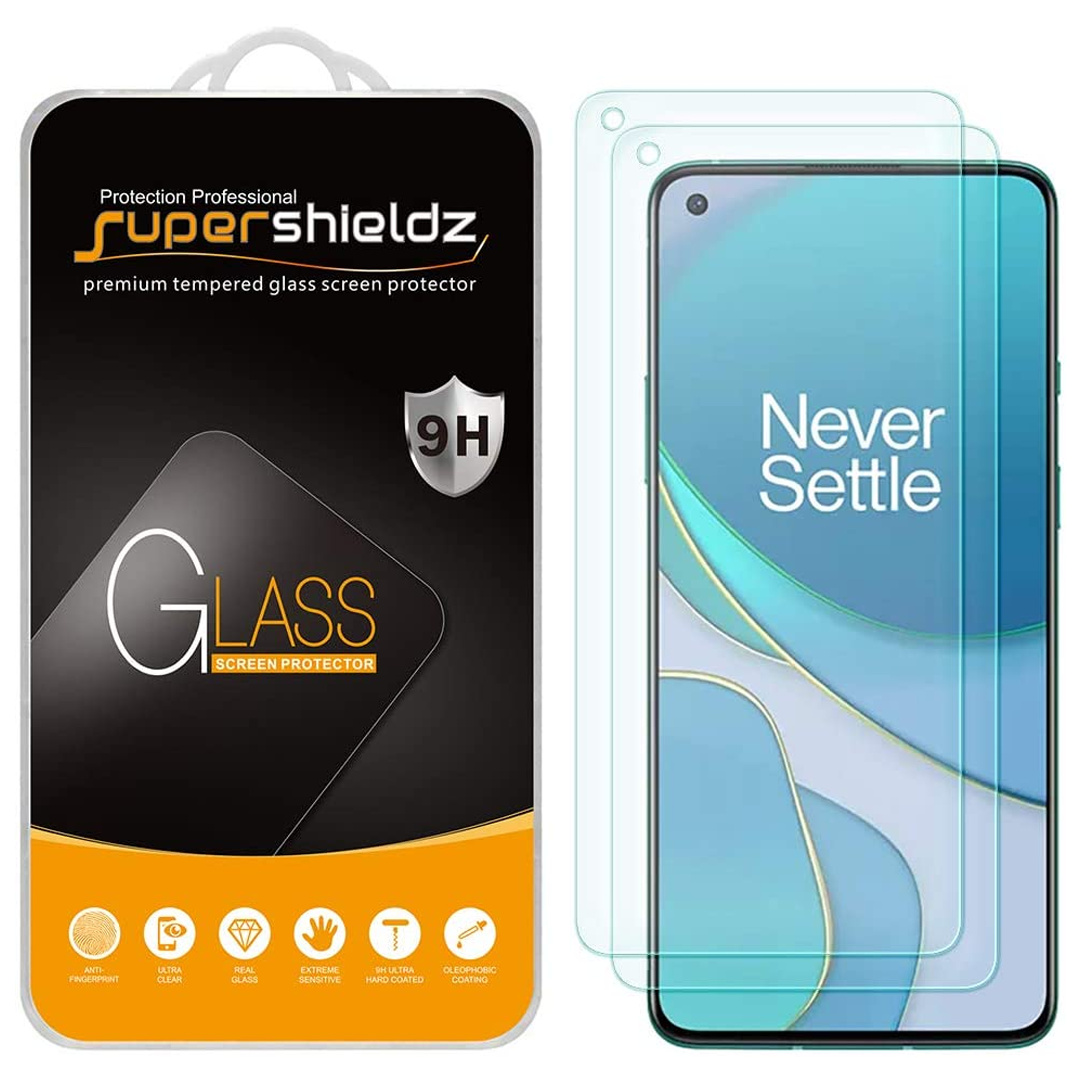 OnePlus 8T Supershieldz Tempered Glass Screen Protector