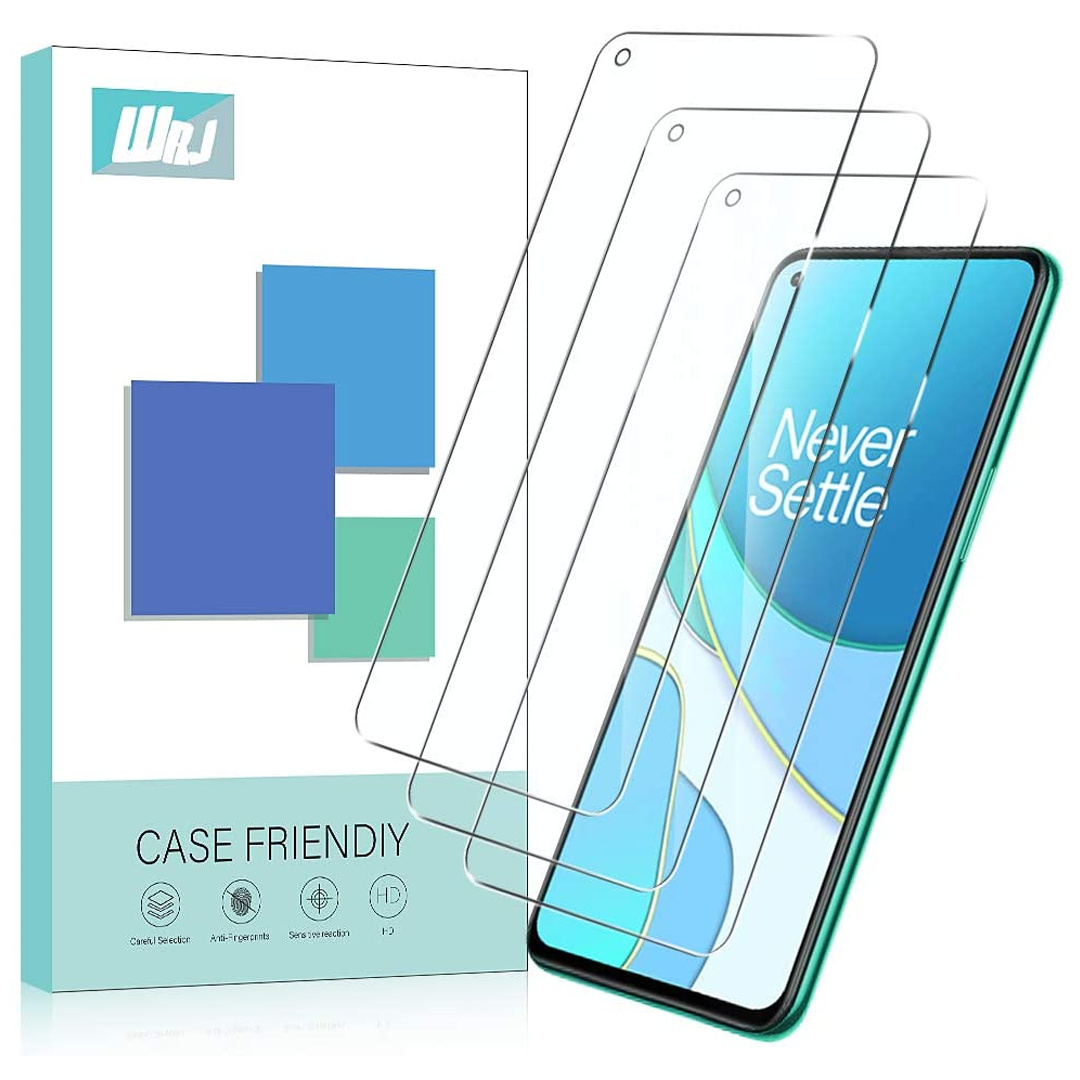 OnePlus 8T WRJ 9H Hardness Tempered Glass Screen Protector