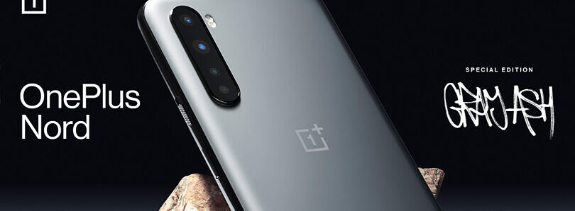 The OnePlus Nord is coming in a new special edition Gray Ash color