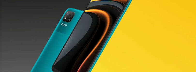 POCO C3 with MediaTek Helio G35, 5,000mAh battery, and triple cameras launched in India