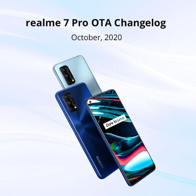 Realme 7/7 Pro, Narzo 20 Pro, and 2 Pro receive updates with a bunch of camera improvements