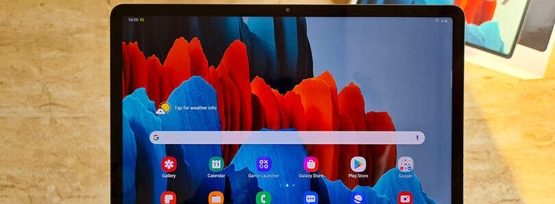 One UI update brings new multitasking features to the Galaxy Tab S7