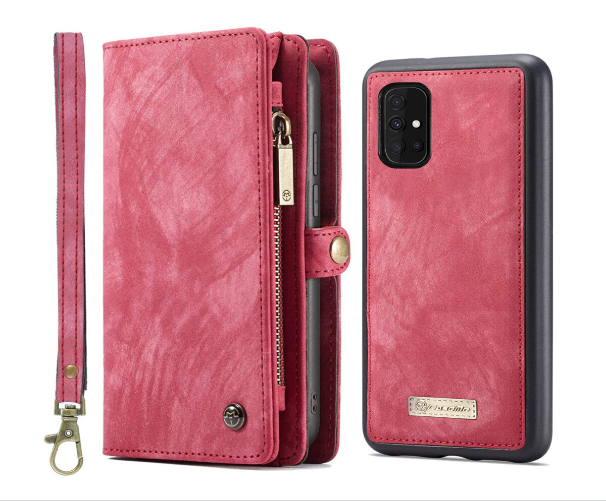 Simicoo Leather Wallet Case