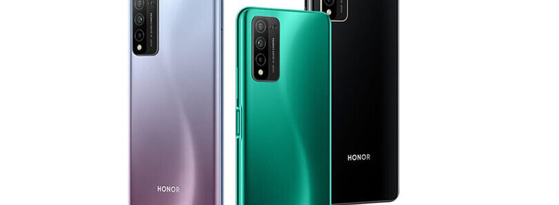 Honor 10X Lite is a new mid-range smartphone coming to Saudi Arabia, Europe, and Russia