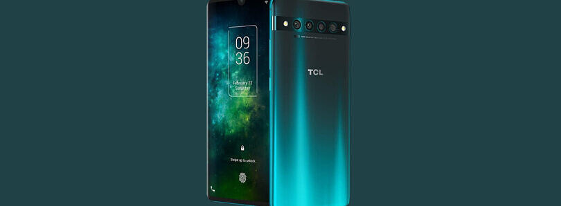TCL 10 Pro is now available on Amazon in Forest Mist Green