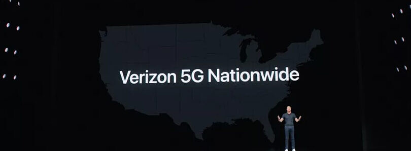Verizon debuts nationwide sub-6GHz 5G network alongside iPhone 12 launch
