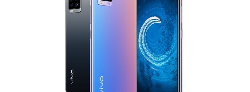Vivo V20 with Snapdragon 720G, 44MP selfie camera, and Android 11 launched in India for ₹24,990