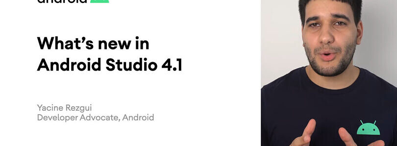 Google releases Android Studio 4.1 with support for foldables in the Android Emulator